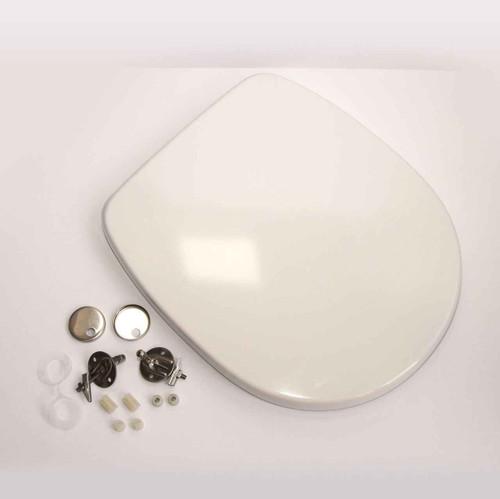 Sottini Fiori Oracle toilet seat and cover E807601 White Soft Close FTB3064 5017830395324