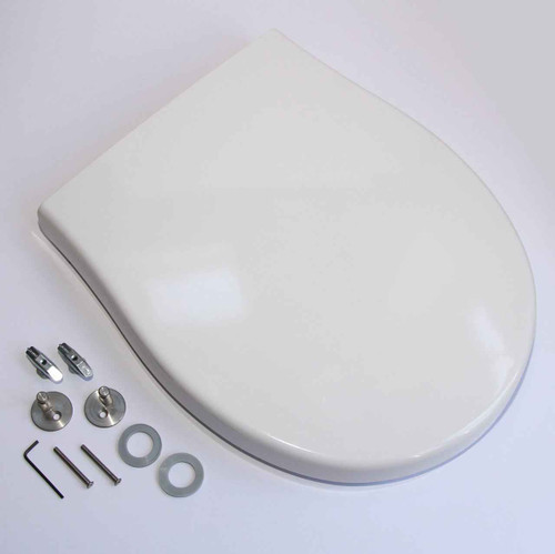 Sottini Secrets Swirl Toilet Seat and cover - soft Close close hinges E311401 FTB3063 5017830391197