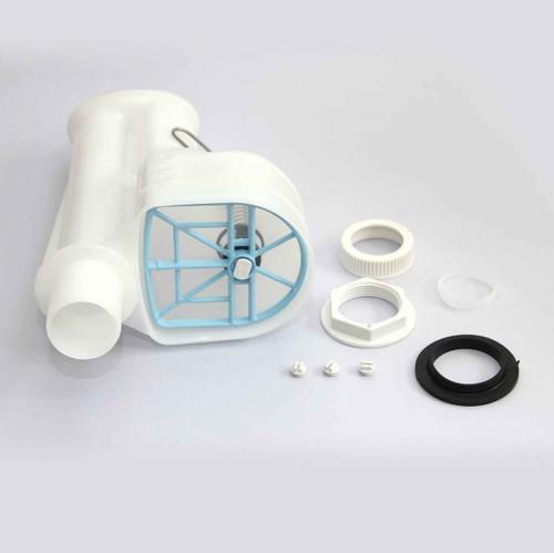 Armitage Shanks Tiffany Toilet Cistern Syphon 10Inch 80C 35 / 52 / 70D FTB3850 5055639190191