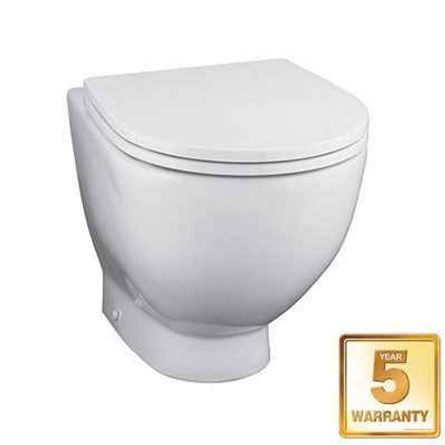 Ideal Standard E002101 The White Seat and Cover FTB4140 5055639189898