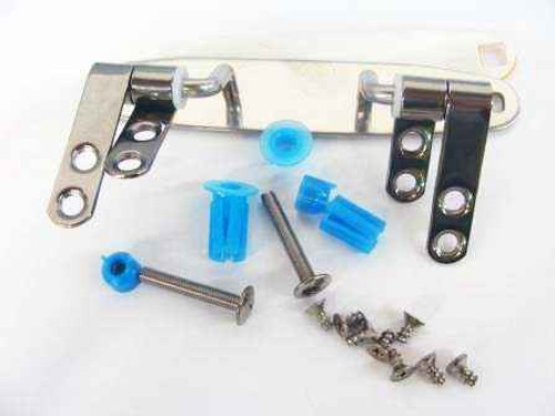 Ideal Standard K725067 Purity Seat And Cover Hinge Set FTB4144 5055639189850