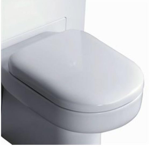 Ideal Standard J492901 Playa Toilet Seat and Cover Normal Close FTB4218 8023246243545