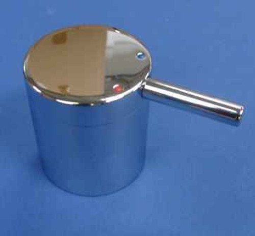 Ideal Standard A960186Aa Alchemy Temperature Handle - Chrome FTB4306 5055639183742