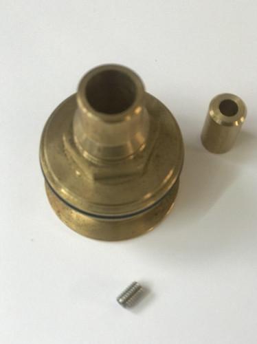 Ideal Standard A961107Nu Extension 22 Mm Cpl Silver Uk FTB4324 5055639183926