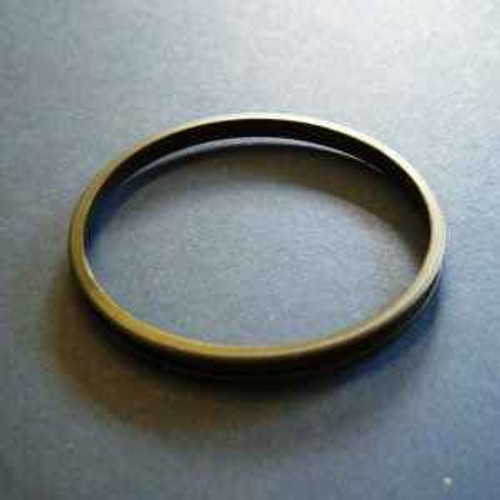 Ideal Standard A961636NU Capello shower sealing ring for faceplate - Chrome FTB4330 5055639183988