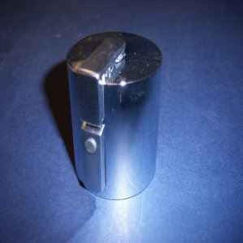 Ideal Standard A962103Pq Outline Volume Control Handle - Chrome/Velour FTB4345 5055639184138