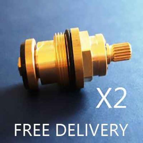 Ideal Standard E800367 3/4 Inch Rubber Valve Headwork Pack FTB4414 5055639184824