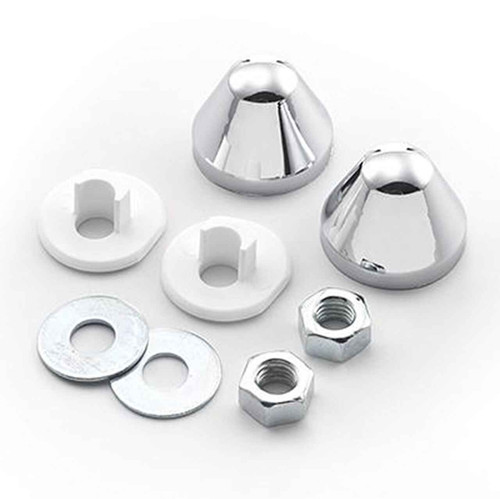 Ideal Standard EV04767 In-Wall Frame Pan Mounting Nuts and Fittings Pack FTB4509 5055639185777