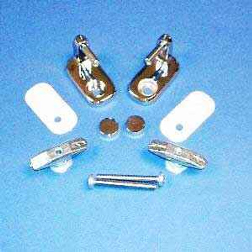 Ideal Standard EV197AA Create Seat and Cover Hinge Set Normal Close FTB4515 5055639185838