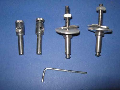 Ideal Standard Ev221Aa Jasper Morrison Seat And Cover Hinge Kit Normal Close FTB4517 5055639185852