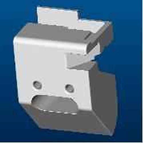 Ideal Standard Lv841Lj Synergy 1200 Pivot F/Pnl Lh Mldg FTB4561 5055639186293