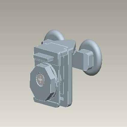 Ideal Standard Lv846Aa Synergy Top Wheel Assembly FTB4566 5055639186347