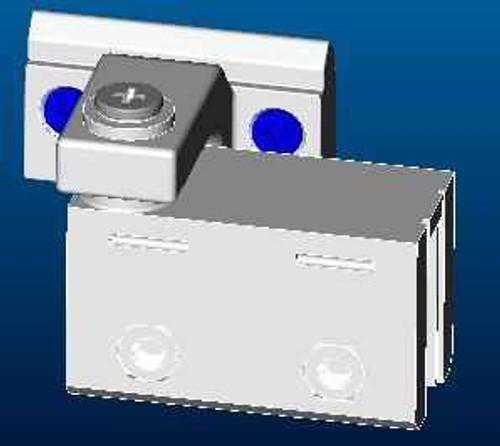 Ideal Standard Lv848Aa Synergy Infold Pivot Assy Lh FTB4567 5055639186354