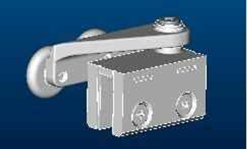 Ideal Standard Lv850Aa Synergy Infold Wheel Assy Lh FTB4569 5055639186378