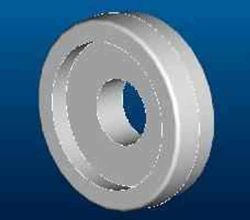 Ideal Standard Lv879Lj Synergy Screw Retainer Mldg FTB4593 5055639186613
