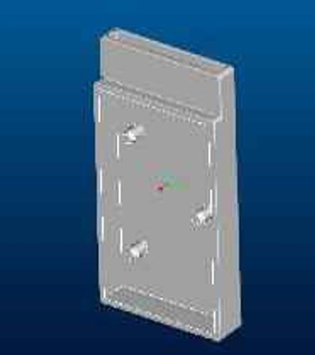 Ideal Standard Lv884Aa Synergy Pivot Lh Outer Mldg FTB4598 5055639186668