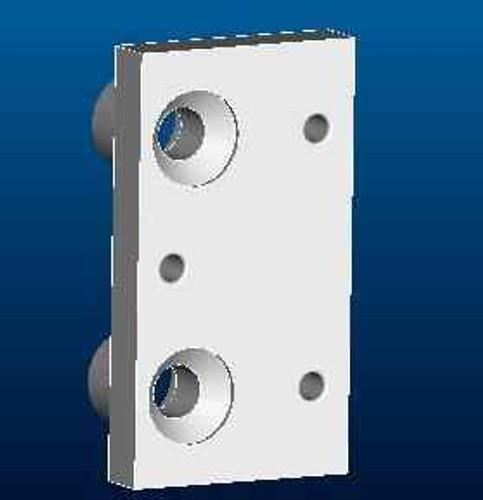 Ideal Standard Lv886Lj Synergy Pivot Retainer Mldg FTB4599 5055639186675