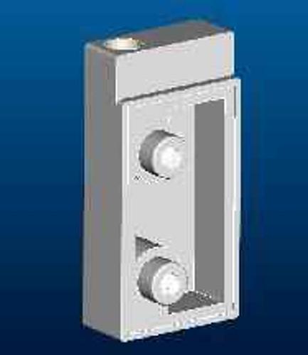 Ideal Standard Lv889Aa Synergy Pivot Block Lh FTB4601 5055639186699