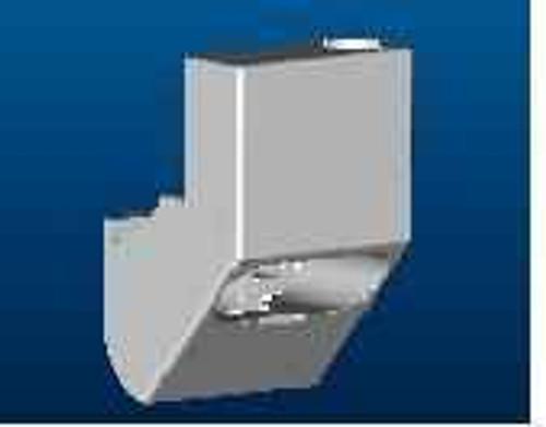 Ideal Standard Lv892Aa Synergy Rail Pivot Block Lh FTB4603 5055639186712