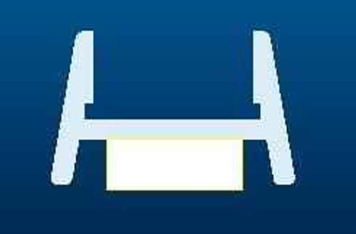 Ideal Standard Lv908Eo Synergy Wr Bottom Aluminium - 257 FTB4609 5055639186774