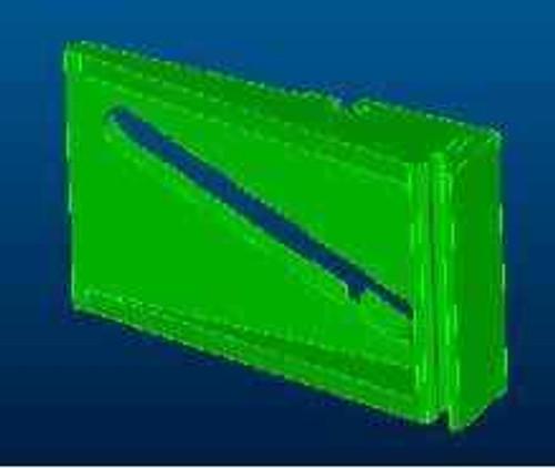 Ideal Standard Lv919Lj Synergy Wr Adjuster Mldg FTB4613 5055639186811