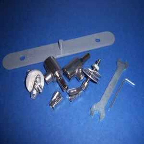 Ideal Standard R6436Aa Washpoint Seat And Cover Hinge Set Soft Close Pre Jan 2011 FTB4617 5055639186859