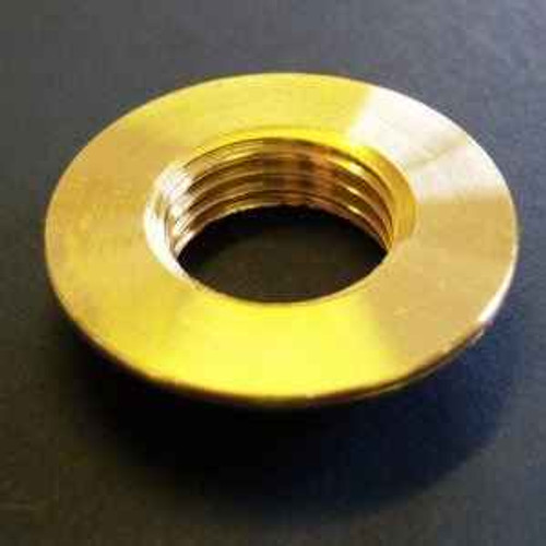 Ideal Standard S960970Nu Flanged Jamnut 1/2 Bsp Brass FTB4668 5055639187368