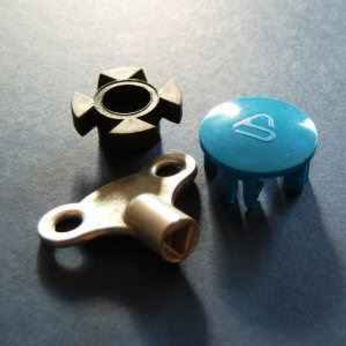 Ideal Standard S961067NU Starlite anti vandal holder disc and key FTB4675 5055639187436
