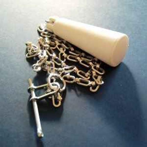 Ideal Standard SV23567 Pull chain shackle - pack FTB4731 5055639187993