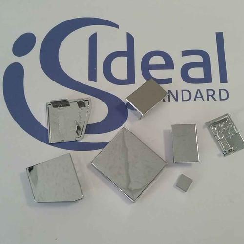 Ideal Standard T001236Eo Plastic Cover Caps For Kubo Pivot FTB4793 5055639188617