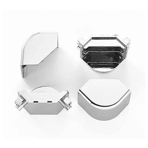 Ideal Standard T001294EO Connect Enclosure Frame Corner Joint Set FTB4799 5055639188679