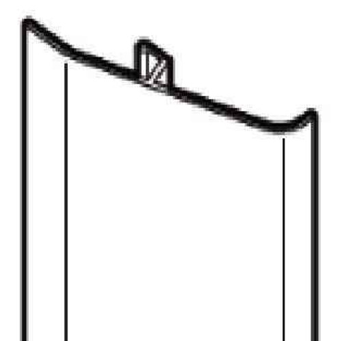 Ideal Standard T001311Eo Connect Corner Profile Cover Fits T001313Eo FTB4809 5055639188778