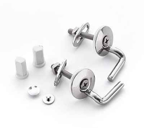 Ideal Standard T2592Bj Tempo / Kheops Seat And Cover Hinge Set Normal Close FTB4822 5055639188907