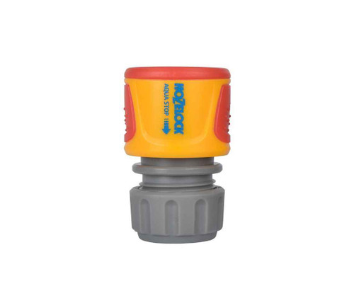 Hozelock Aquastop Standard Soft Touch Waterstop Connector 2075 FTB4244 5010646059527