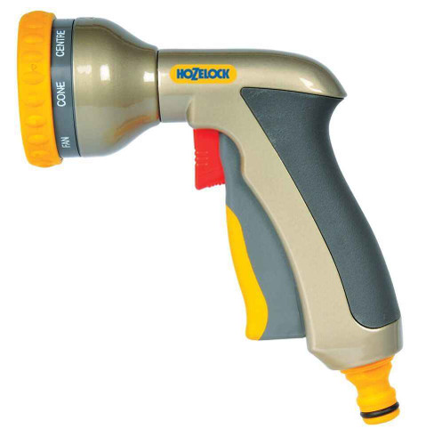 Hozelock 2691Metal Multi Plus Spray Gun FTB4256 5010646037815