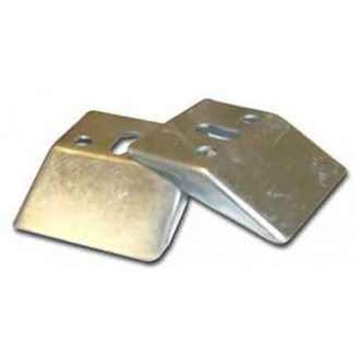 Ideal Standard E501067 Pair steel wall hangers FTB4406 5055639184749