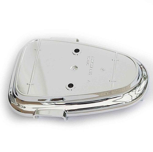 Ideal Standard A908089Aa Trevi Therm Mkii Exposed Rear Cover Plate For 2 Pipes - Chrome FTB4265 5055639183339