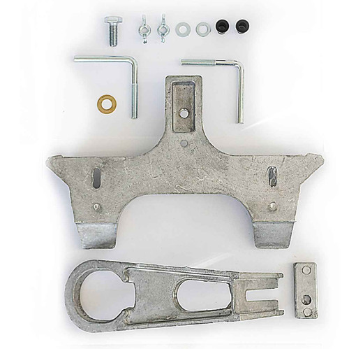 Ideal Standard S915067 Portman concealed bracket with waste support FTB4132 5055639189973