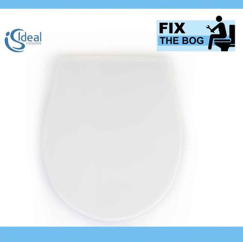 Ideal Standard E304401 Create Edge and Square Seat and Cover Slow Close FTB4143 5055639189867