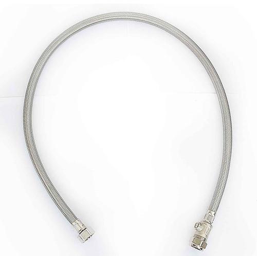 SSH2/C Viva 1/2 inch BSP Female x 15mm Isolator Compression 900mm Long Flexible Hose FTB5212 5060262730966