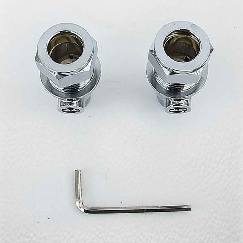 Thomas Dudley Ltd Isolating Radiator Tail Radmaster 650 2 Pack FTB3530 5055639139497