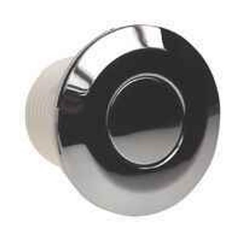 Herga Push button Bellows 6438-ACAC-AB00 - Switch Actuator, Chrome, Bellow Switches FTB2662 5055639197886