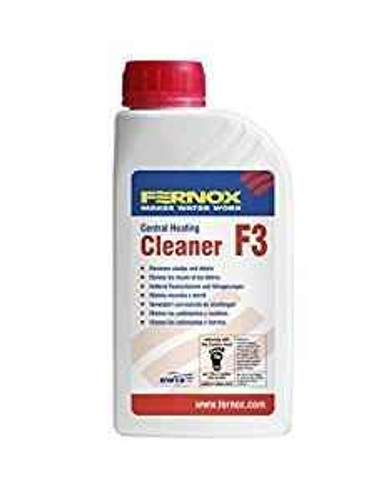 Fernox F3 Central Heating Cleaner 500ml 56600 FTB5324 5014551566002