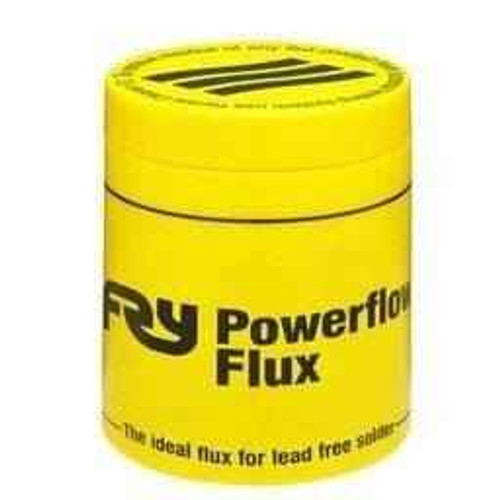 Fernox Powerflow Soldering Flux 100g PFM 20437 FTB5322 5016009190302