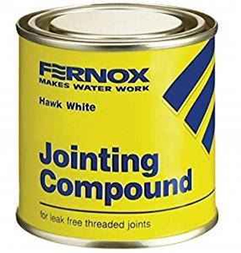 Fernox Jointing Compound Hawk White 400g HW4 FTB5328 5014551101111