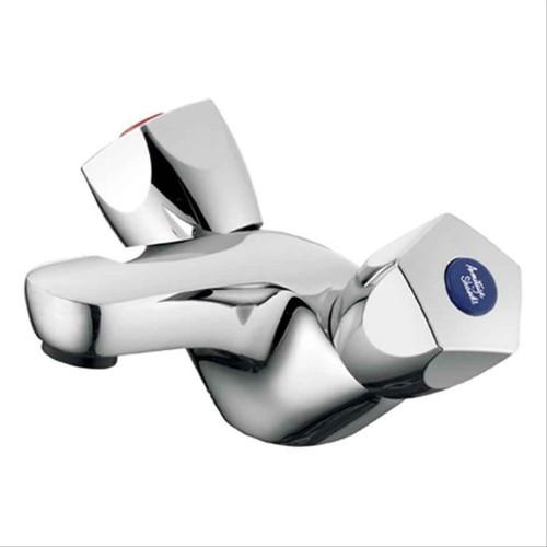 Armitage Shanks Sandringham_QT_Basin 1 x original Tap cartridge Anticlockwise to open blue 1/2 x 18 x 57mm stem narrow E960582NU FTB7083 5055639178526