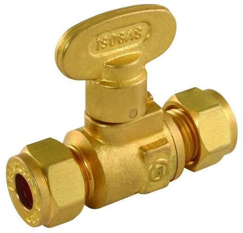 Gas Isolation Valve 15mm Isogas FTB5346 5060232140276