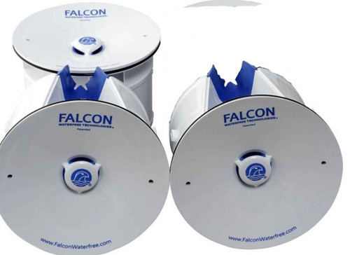 Falcon Velocity Pack of 3 Replacement Waterless Urinal Cartridges for Aridian FTB5503 5055639177192