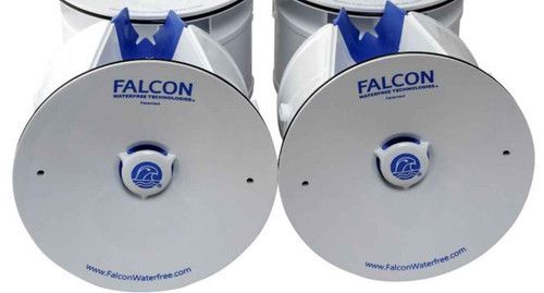 Falcon Velocity Pack of 2 Replacement Waterless Urinal Cartridges for Aridian FTB5502 5055639177208