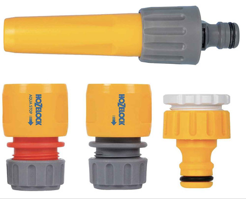 Starter Kit Hozelock 2355 Hozelock hose/hose adapter 62355,orange, 21-62355 FTB6001 5010646055772